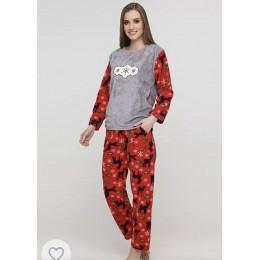 Піжама жіноча Adalya 001