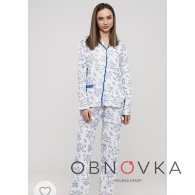 Женская легкая пижама