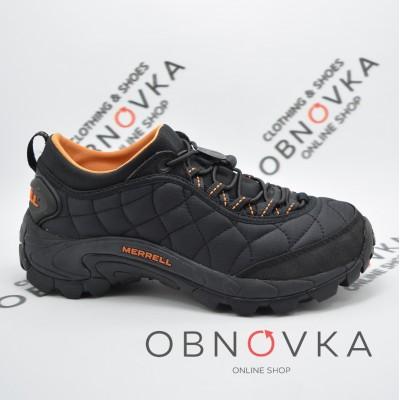 Трекінгові кросівки Merrell ICE CAP MOC II STRECH (Original) помаранчеві