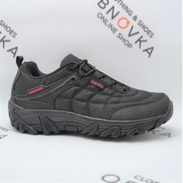 Мужские треккинговые кроссовки Restime 20192 черный