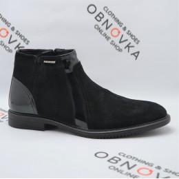 Ботинки зимние классические мужские Madoks BM-04