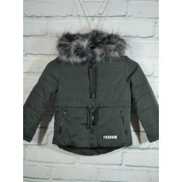 Зимняя куртка детская Camille