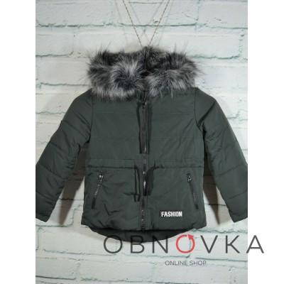 Зимова куртка дитяча Camille