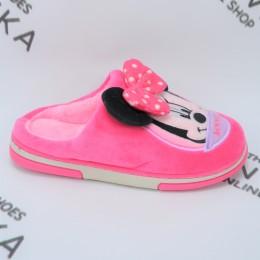 Детские домашние тапочки Online 003 розовые