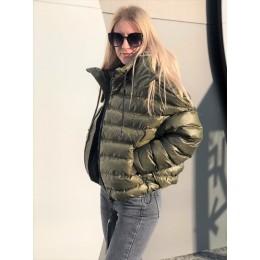 Куртка коротка жіноча
