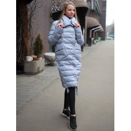 Жіноча куртка довга