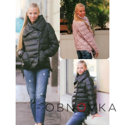 Куртка коротка жіноча Maddis Alita