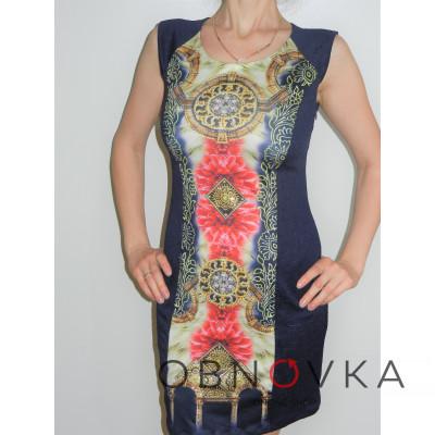 Жіноча шовкова сукня