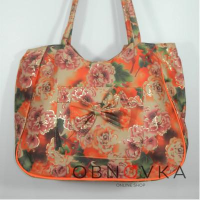 Пляжна жіноча сумка