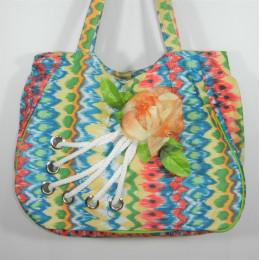 Жіноча пляжна сумка Tonek 013