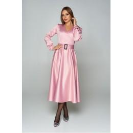 """Платье """"А-211"""" (розовый)"""