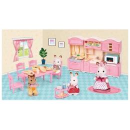 """Набір меблів """"Щаслива родина"""" - Кухня (арт. 15118)"""